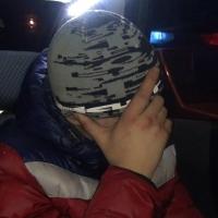 Омские полицейские ночью гонялись за пьяной компанией на иномарке