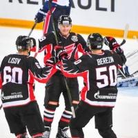 Омский «Авангард» выиграл у нижегородского «Торпедо»