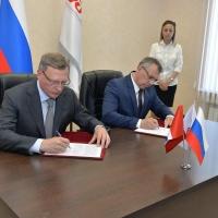 Омские предприятия поставят РЖД продукции на 8,2 млрд рублей