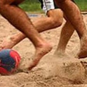 Приглашаем на пляжный футбол