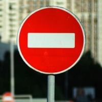 В конце апреля на сутки временно перекроют несколько улиц в центре Омска