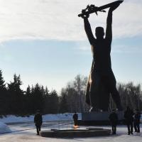 Пост №1 откроют в Омске накануне 72-й годовщины Победы в Великой Отечественной войне