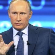 Путин проведёт прямую линию 17 апреля