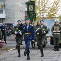 В Омской области празднуют юбилей 242 учебного центра ВДВ