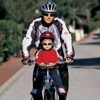 Ребенок на велосипеде пострадал в ДТП