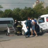 В Омске в ДТП у Телецентра погиб водитель «Тойоты»