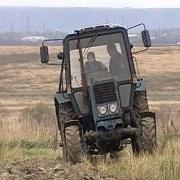 Автобус и трактор столкнулись под Омском