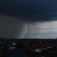 В ближайшие дни в Омскую область придет дождь и гроза