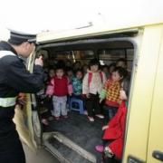 Пьяный газелист вез группу детей в Калачинск