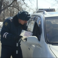 В ходе рейда омские автоинспекторы выявили больше 1000 нарушений