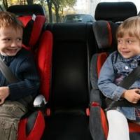 В Омске в аварии пострадали двое детей