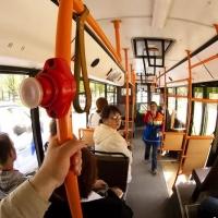 В Омске украинские беженцы будут ездить на автобусах бесплатно
