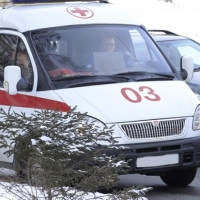 В лобовом столкновении машин под Омском пострадала двухлетняя девочка