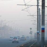 Дымка в Омской области задержится еще на три дня