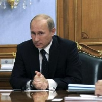 Владимир Путин отмечает свой день рождения в Сибири