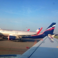 Утренний туман в Омске нарушил работу аэропорта