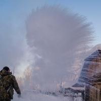 В понедельник температура в Омской области опустится до -36 градусов