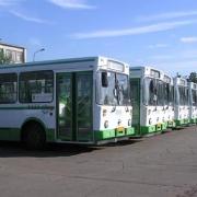 Автобусы пойдут по праздничным схемам