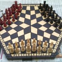Российские и швейцарские заключенные сыграют в шахматы