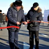 Виктор Назаров открыл дорогу стоимостью почти два миллиарда рублей