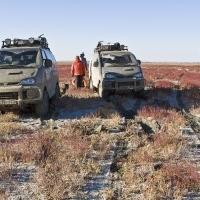 Омские паломники застряли в степях Казахстана