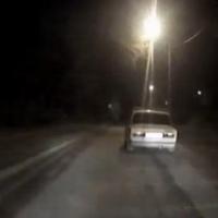 В сети появилось видео ночной погони омских автоинспекторов