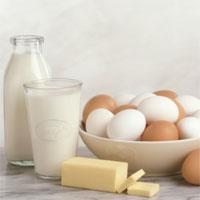 В Омской области увеличилось производство мяса, молока и яиц