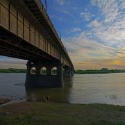 Сроки ремонта Ленинградского моста продлены