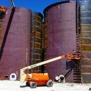 Омское оборудование установили на золотом руднике в Африке