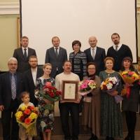 Омских журналистов за мастерство в сфере культуры наградили премией имени Матвеева