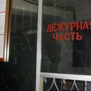 В Омске неизвестный скончался в отделе полиции