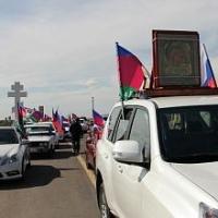 В Омской области пройдет первый автомобильный Крестный ход