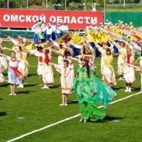В Омской области прошли традиционные соревнования «Королева спорта-2015»