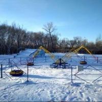 В омских парках может появиться два зимних аттракциона