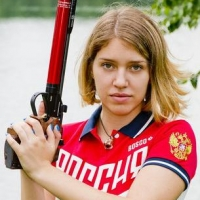 Омичка завоевала олимпийскую серебряную медаль в стрельбе из пневматического пистолета