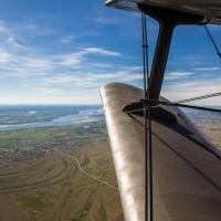 В Омск со всей России слетелись любители авиации