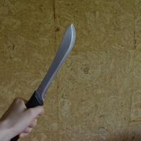 Беременная омичка кинула в 4-летнего сына нож