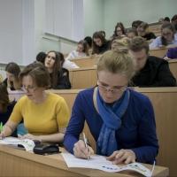 Омская область оказалась на втором месте по числу площадок «Тотального диктанта»