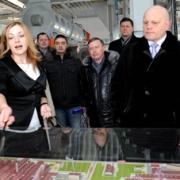 Новый завод комбикорма открылся в Кормиловском районе