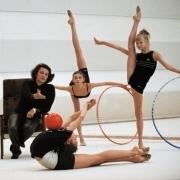 Центр художественной гимнастики в Омске сдадут в декабре