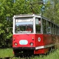 В Омске на один вечер перестанет ходить трамвай № 7