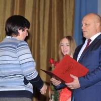 Глава Омской области наградил передовиков уборочной страды