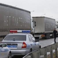 Путин снизил штрафы большегрузам за неуплату в систему «Платон»