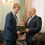 Омские реконструкторы получили премию от губернатора