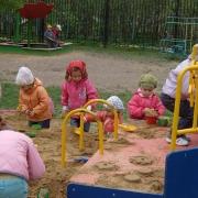 Гаражам не место в детском саду
