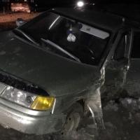 В Омске ищут водителя, сбежавшего с места ДТП