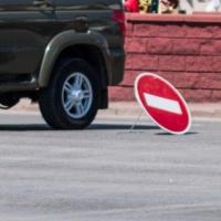 В центре Омска 7 января перекроют движение транспорта