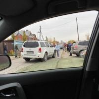 Жителям поселка Рыбачий не понравилось, что через них пошел весь транспорт из-за улицы Шаронова
