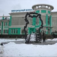 На пригородном вокзале в Омске заработал рентген для багажа