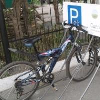 Министерство транспорта обзавелось велопарковкой